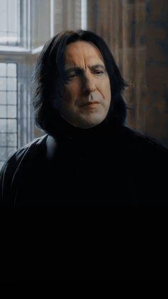 Harry Potter Severus Snape, Alan Rickman Severus Snape, Severus Rogue, Harry Potter Anime, Harry Potter Film, Harry Potter Universal, Harry Potter Fandom, Harry Potter World, Slytherin