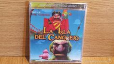 B.S.O. LA ISLA DEL CANGREJO. BANDA SONORA ORIGINAL. CD  - 12 TEMAS / PRECINTADO.