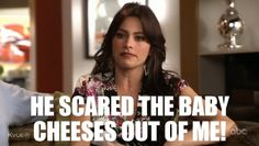 The Best Quotes From Modern Family's Gloria Pritchett Modern Family Memes, Modern Family Gloria, Best Tv, The Best, Laugh A Lot, Morning Humor, Look At You, Just For Laughs, The Funny