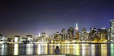Manhattan Skyline from Long Island City