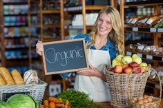 Here are six common myths about organic produce that too many people believe.