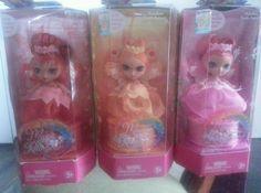 Barbie Fairytopia Magic of The Rainbow Tooth Fairy Set of 3 New Pink Orange Red 027084442786 | eBay