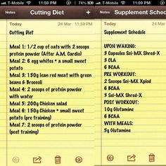 Kurt dells cutting diet