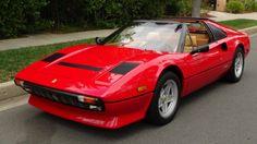 1983 Ferrari 308 GTS Quattrovalvole | Bring a Trailer