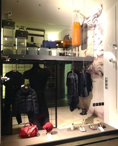 FOUR | via Mario Pagano   #ShopWindows #latendamilano #boutique #fall13 #FW13 #womenswear #MadeinItaly