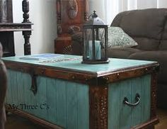 distressed trunk - Google Search