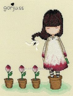 Buy The Last Rose Cross Stitch Kit Online at www.sewandso.co.uk