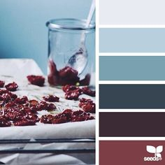today's inspiration image for { color prepare } is by @beautelicieuse ... thank you, Johanna, for another breathtaking #SeedsColor image share!