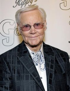 RIP  George. George Jones, great country music artist, singer.