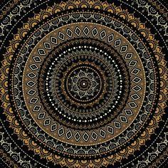 Mandala Indian decorative pattern Stock Photo - 20210197