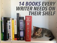 Want to become a better writer? Not sure where to start? Here are the fourteen books on writing every writer needs on their shelf.