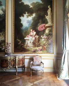 The Progress of Love: Love Letters by Fragonard from 1771-72 at the @frickcollection. #art #fragonard