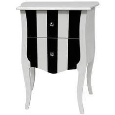 I pinned this Cirque Accent Table from the Classic Chic: Black & White event at Joss and Main!