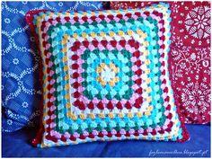 Faz bem aos olhos | Crochet - Crafts - Lifestyle: Resultados da pesquisa para almofada