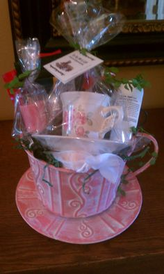1000 Images About Gift Basket Idea S On Pinterest Gift