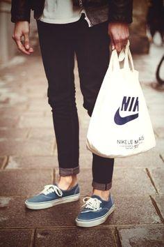 vans men clothing