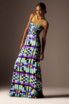African Prints in Fashion: 7 Dresses till X-Mas: Dress 4
