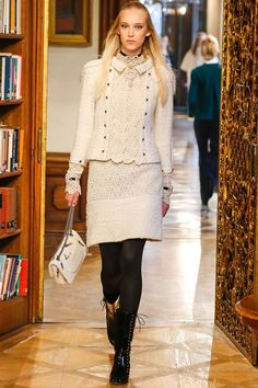 Chanel, the Métiers d'Art Paris-Salzburg show. – GeorgiaPapadon