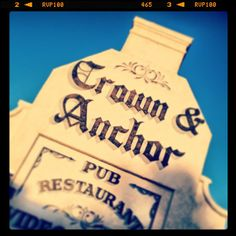 Crown & Anchor British Pub ..On Tropican..Happy hour 3-6pm (except Sat)     . Best fish n chips!