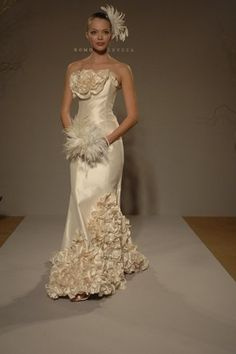 american wedding dress designer