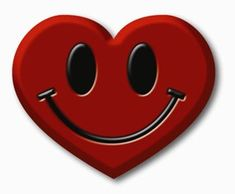 :)------- Here is my smiley in red for St.Valentines