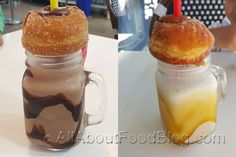Tella Balls Dessert Bar was opened at the beginning of this year and so far I have never seen a shortage of customers on weekends. Dessert Bars, Allrecipes, I Foods, Mason Jars, Mugs, Tableware, Balls, Desserts, Tailgate Desserts