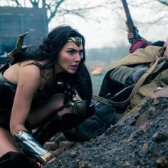 """""""Wonder Woman"""" director Patty Jenkins' cinematic influences might surprise you"""