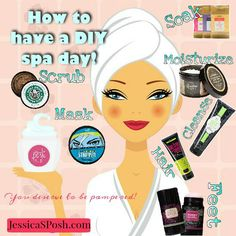 Spa Day at home and feel amazingly pampered! These are some of my absolute favorite pampering products. Diy Spa Day, Spa Day At Home, Pamper Days, Home Spa Treatments, Hair Treatments, Beauty Makeover, Hair Cleanse, Spa Night, Trains