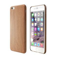 Satechi® iPhone 6 Plus/6S Plus 木目調 ポリウレタンケース [ウルトラスリム] Apple iPhone 軽量カバー