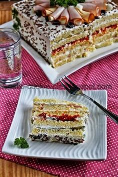 Recipes for small and big kids .: The easiest salty cake bread toast! Other Recipes, My Recipes, Cake Recipes, Cooking Recipes, Favorite Recipes, Greek Recipes, Desert Recipes, Sour Foods, Greek Sweets