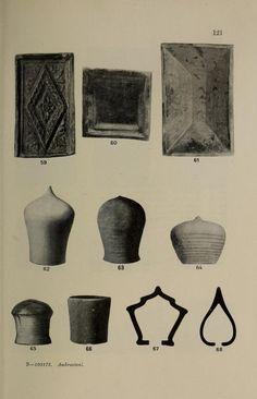 Zur Typologie der älteren Kacheln