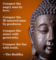 The Buddha, from The Dhammapada