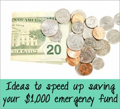 Wanting to set aside an emergency fund but not sure how? Follow these tips that make it easy, even if you are short on cash! Via A Bowl Full of Lemons
