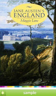 "'Jane Austen's England' by Maggie Lane reveals the importance of place in Jane Austen's writings. Jane Austen strayed far from the confines of her native Hampshire and Bath to find new material for her novels from ""Pride and Prejudice"" to ""Northanger Abbey"". With an accurate eye she sketched  society in Lyme Regis and Bristol, Devizes and Southampton. The book summons the beauties of the English landscape and recreating the distinctive backdrop for Austen's novels."