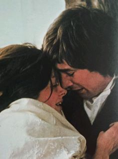 Cathy and Heathcliff - Wuthering Heights 1970