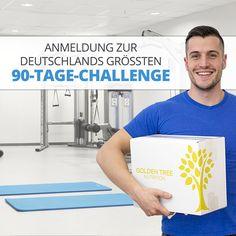🎉 ❗ Deutschlands größte 90-Tage-Challenge ist da!  ❗ 🎉  Damit wir alle bis zum Sommer fit werden, habe ich eine kostenlose Challenge mit neuen und äußerst effektiven Übungen für uns vorbereitet! 💪  Und nicht nur das, auch jede Menge Spaß ist garantiert! 😉  Unter allen Teilnehmern verlosen wir an eine glückliche Gewinnerin/ einen glücklichen Gewinner ZWEI Geschenke im Wert von 180€!! 🎁 🎁  Besuche meine Webseite, melde dich an und mach mit!! 😉