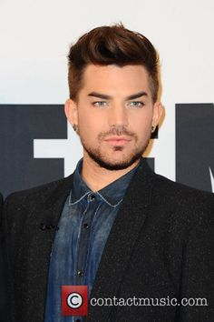 Picture - Adam Lambert at Hotel The Ritz Carlton at Potsdamer Platz square Berlin Germany, Thursday 11th December 2014 | Photo 4503953 | Contactmusic.com