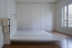 João Tiago Aguiar, arquitectos — Double bed