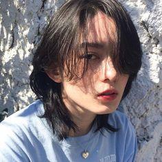 Asian Short Hair, Short Hair Cuts, Hair Inspo, Hair Inspiration, Medium Hair Styles, Curly Hair Styles, Mullet Hairstyle, Shot Hair Styles, Hair Reference