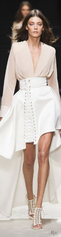 Spring 2016 Ready-to-Wear Elisabetta Franchi