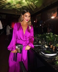 Louise Thompson, Made In Chelsea, Celebrity Dresses, My Favorite Color, Girl Crushes, Pink And Green, Street Wear, Women Wear, Dressing