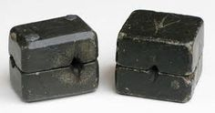 stone bullet mold -   chinese