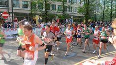 American To Britain: London Marathon