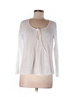 Denim & Supply Ralph Lauren Women Long Sleeve Blouse Size M