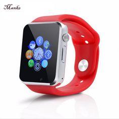 Kostenloser Versand Smart Watch android reloj inteligente smartwatch mit Sim-karten-slot kamera für Adroid IOS Geschenk Box //Price: $US $18.52 & FREE Shipping //     #clknetwork