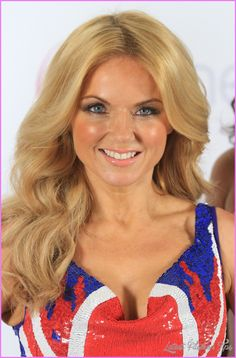 cool Geri Halliwell David Sinclair, Union Jack Dress, Jennifer Saunders, Baby Spice, Geri Halliwell, Shes Perfect, Beautiful Inside And Out, Shorts With Tights, Spice Girls