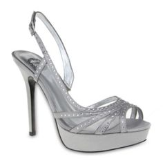 """<p>Dazzling rhinestones on our high heel platform pumps elevate your special occasion ensembles to a new level of chic.</p><div style=""""page-break-after: always""""><span style=""""display: none"""">"""