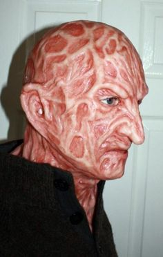 Makeup for horror movies (45 pictures)