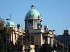 Is Belgrade Worth Visiting? - Belgrade by a Local - Happy Frog Travels Belgrade Serbia, White City, Taj Mahal, Europe, Building, Places, Travel, Viajes, Buildings