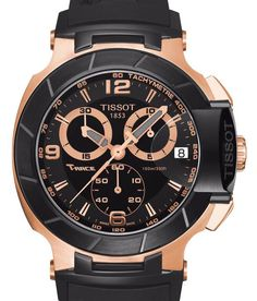 Tissot T0484172705706 Chronograph Black Rubber Watch, http://www.snapdeal.com/product/tissot-t0484172705706-chronograph-black-rubber/1433143